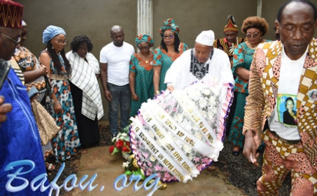 IN LOVING MEMORY : MME AFOR FOMBAD EDITH, Baleng le 19/09/2020