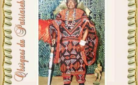 Avis de décès et programme des obsèques de Mo'oh Sob GUIMAPI « ATOUNDEM Jean », Notable à la cour royale Bafou, Chef de quartier Touza