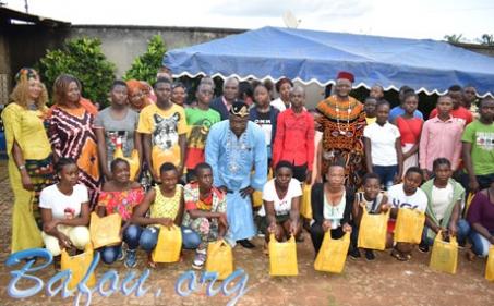 La communauté Bafou de Bertoua célèbre ses lauréats de la session 2020
