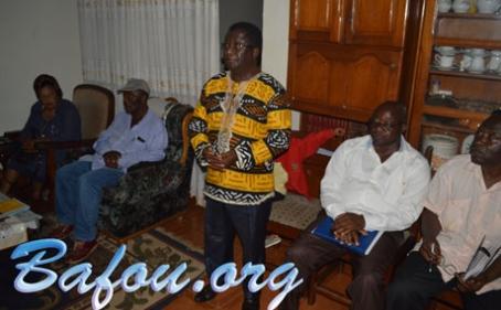 La communauté Bafou de Yaoundé est-elle entrain de se réveiller ?