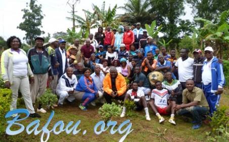 Congrès du village Baleng : une communion parfaite entre S.M. Tsobgny Jean Calvin Johny Baleng III et son peuple
