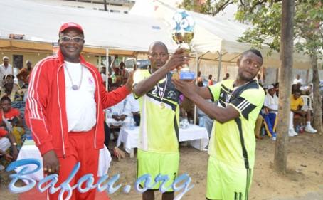 Finale de la Bafou Football League : un pari réussi !