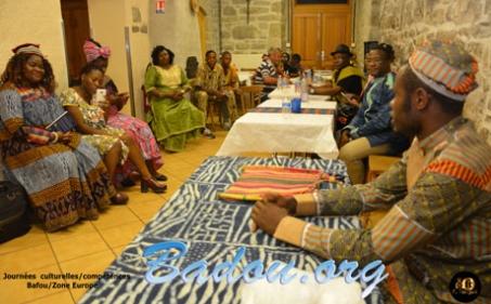 La rencontre de la diaspora Bafou d'Europe à Mulhouse/France pour des synergies et compétences