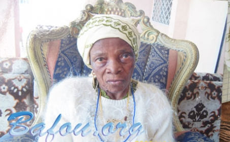 Célébration de la vie de Ma'a Mefo Nkong-Zem TEGUEDONG née DONGMO Martine : un hommage propre à une matriarche centenaire