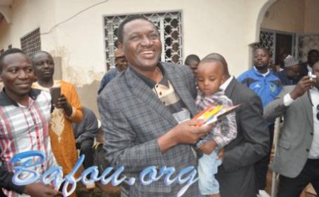Tegni DONGO Jean Marie magnifie l'excellence scolaire a Ndzemelah–Bafou.