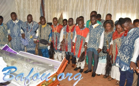 Hommage au patriarche Mo'oh Octave DONGO Cosmas Roger