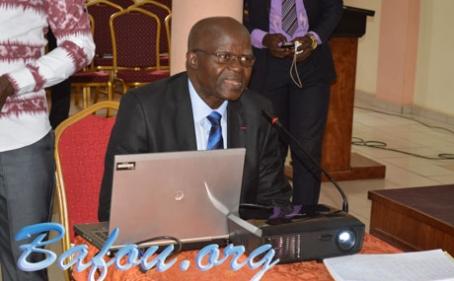 Mois de la Recherche au MINRESI : Dr DONGMO Thomas à l'honneur