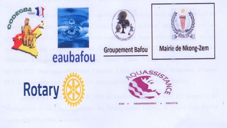 Le Roi des Bafou, Na'ah-Temah Fo'o Ndong Megang Victor KANA III invite les Bafou à se mobiliser autour du projet Eau Bafou