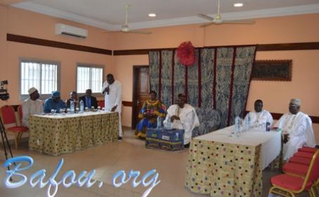 Eau Bafou : la communauté Bafou de Douala apporte sa pierre à la réussite du projet