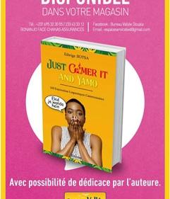 Sous la plume de Edwige JIOTSA : JUST CAMER IT AND YAMO, Recueil de 160 Expressions Camerounaises