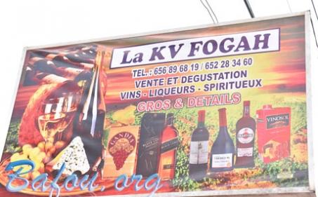Ouverture officielle de la K.V. FOGAH à Mendong - Yaoundé VI