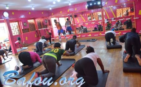 Du nouveau à Yaoundé : Complexe Fusion Fitness Club