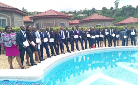 Séminaire national des étudiants Executives MBA in Global Management et MBA in Global Entrepreneurship : Des managers accomplis