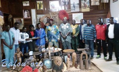 Rapport de l'atelier de relance des activités de la JESCOBA (Jeunesse Estudiantine et Scolaire Bafou) à la salle de conférences de la chefferie supérieure du groupement Bafou