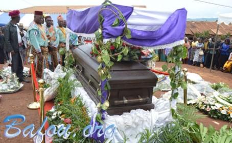 Le groupement Bafou perd un de ses dignes fils : obsèques de Kana Nguimeya François.