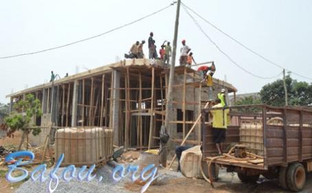 La famille Lepêh de Yaoundé fait un grand bon dans la construction de son foyer culturel