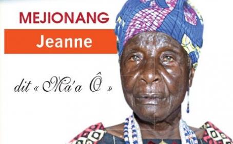 Avis de décès et programme des obsèques de Maman MEJIONANG Jeanne dit