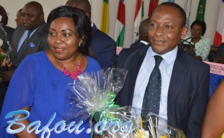 Promotion du Pr GUIMDO DONGMO Bernard Raymond à l'Université de Yaoundé II