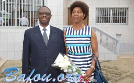 Le Professeur Henri WAMBA promu au poste Secrétaire Général de l'Université de Douala