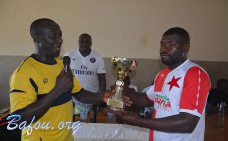 5e édition de la coupe Megni Djoumessi au sein de l'ASB