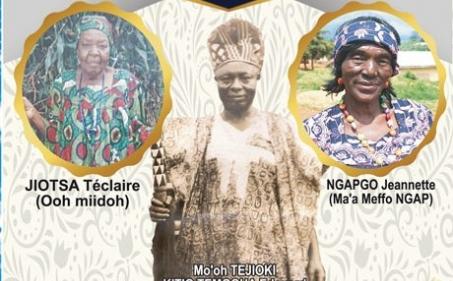 Faire-part et programme des funérailles des regrettés Mo'oh Tejioki KITIO TEMGOUA Edouard et autres