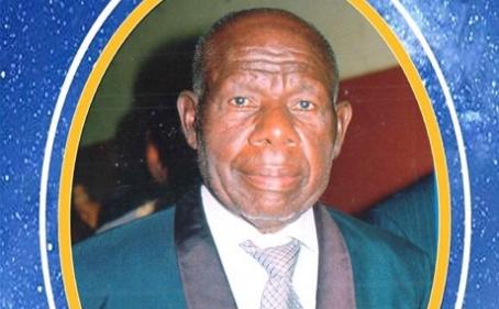 Avis de décès et programme des obsèques de Papa TUENO Nicolas