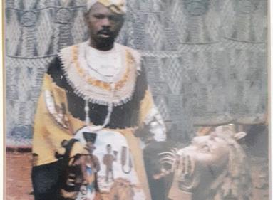 Faire part funérailles de Ndi WAMBA YMELE Louis dit