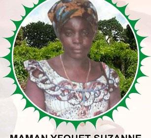 In memoriam : Maman YFOUET Suzanne
