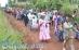Maman JAGNI Noëlle épse Mbooh NGAPGOU Metap accompagnée à sa dernière demeure.