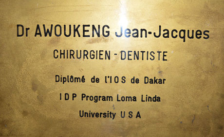 Dr Awoukeng Jean-Jacques