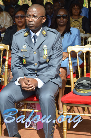 Colonel DZOZONG ALIENOU Guy Alain